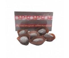 Pruneaux d'Agen enrobés de chocolat