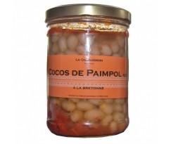 Cocos de Paimpol cuisinés à la Bretonne