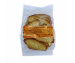Trempettes provençales spéciales toast