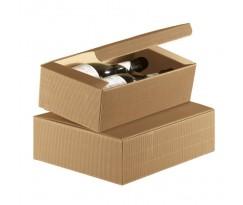 Coffret carton rigide