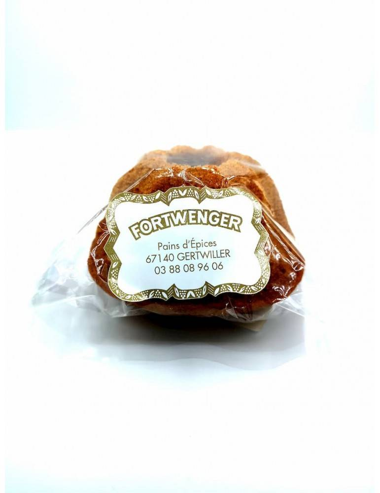 Kougelhopf pain d'épice Alsace