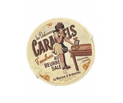 Caramels tendres au beurre salé (50g)