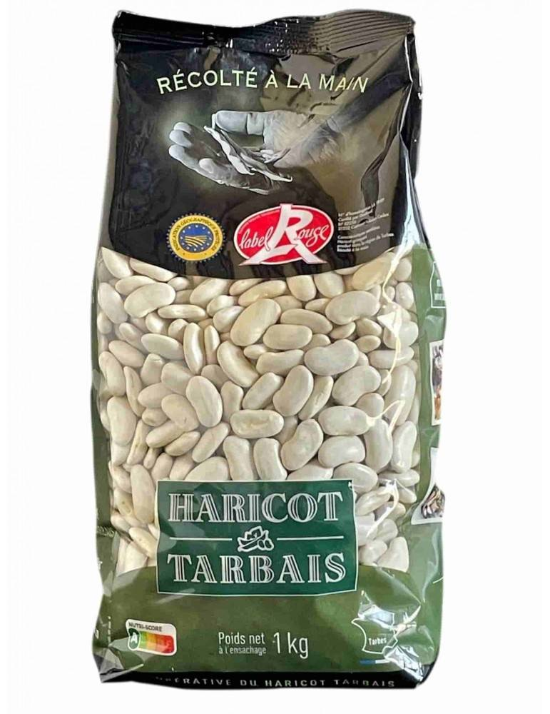Haricots Tarbais Sec Label Rouge