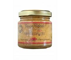 Sauce Béarnaise au piment d'Espelette