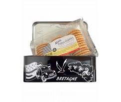 Boite Métal de galettes bretonnes