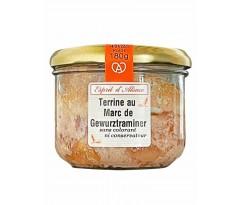 Terrine au Marc de Gewurztraminer