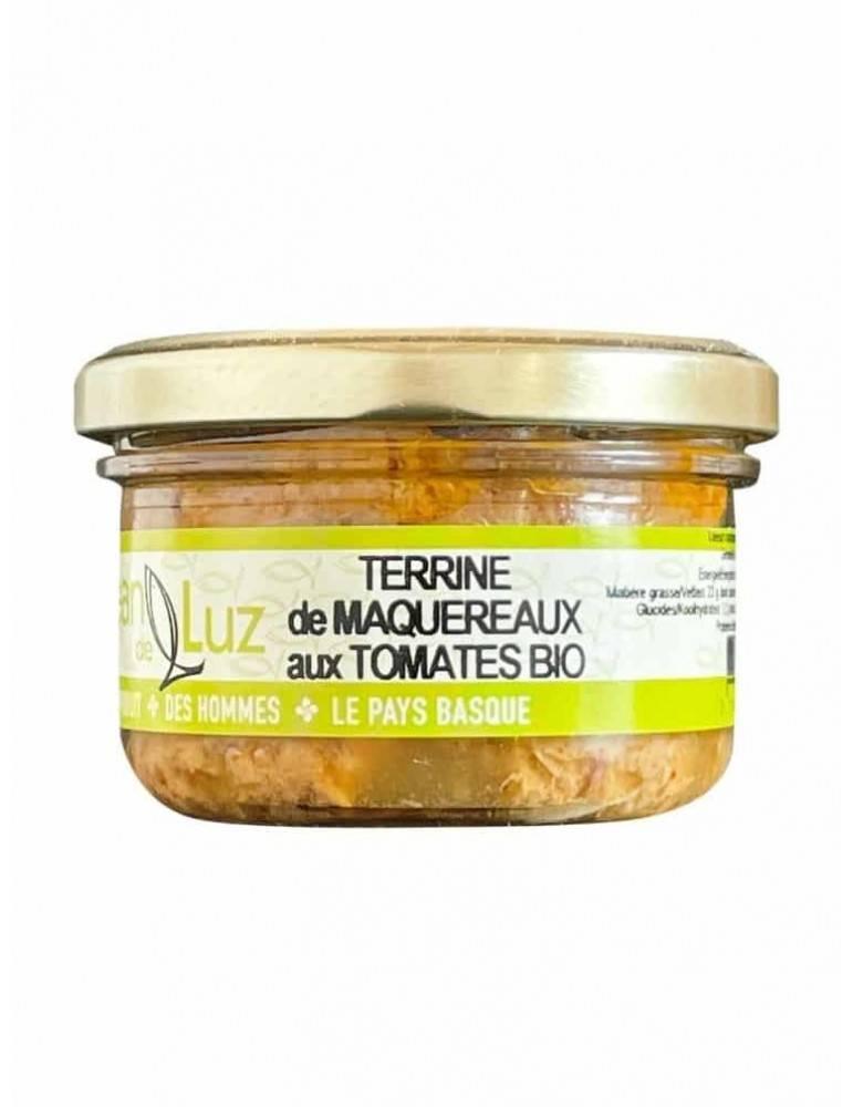 Terrine de Maquereaux aux tomates