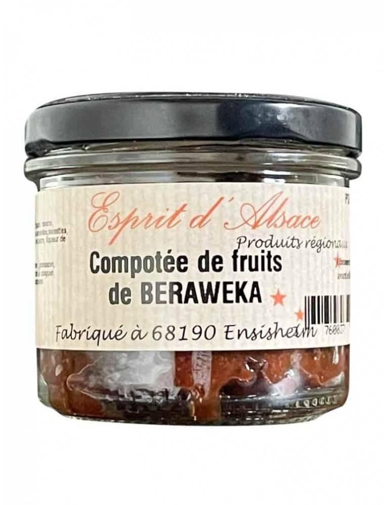 Compotée de Fruit de Breraweka