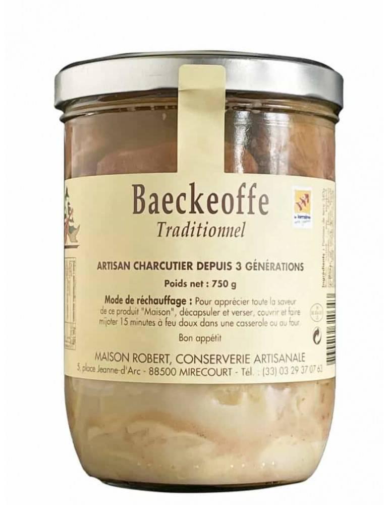 Baeckeoffe Alsacien