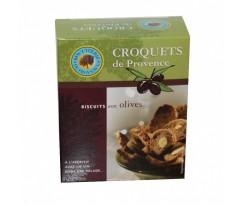 Croquets de Provence aux olives