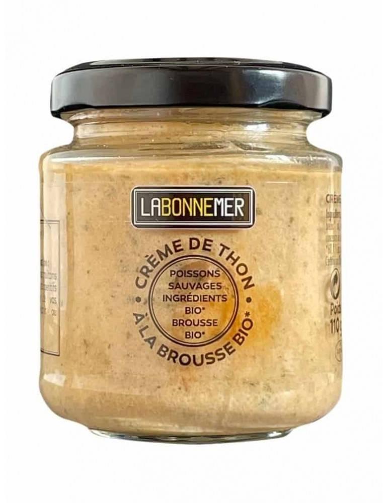 Crème de Thon à la Brousse Bio