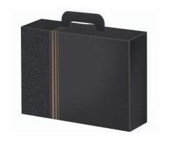 Valisette Carton My Black Moyen Modèle