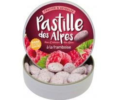 Pastille des Alpes à la framboise - 1