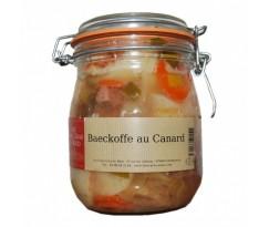 Baeckoffe au Canard