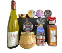 Coffret Le Savoureux d'Alsace