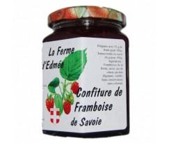 confiture de Savoie framboise 140g