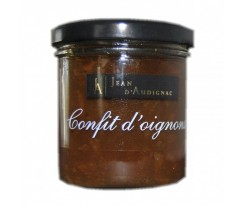 Confit oignons artisanal 150g