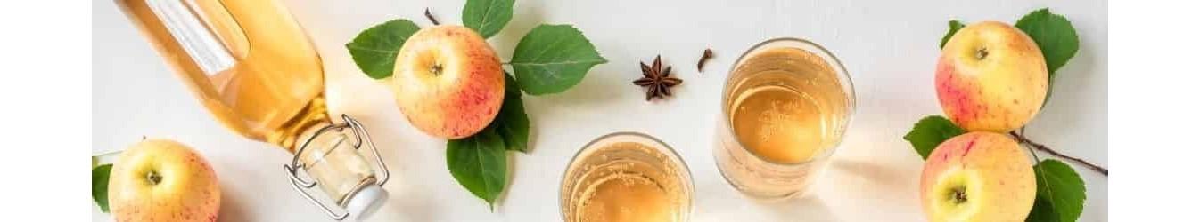 Cidre, Pommeau, Chouchen bretons - Apéritifs bretons alcoolisés