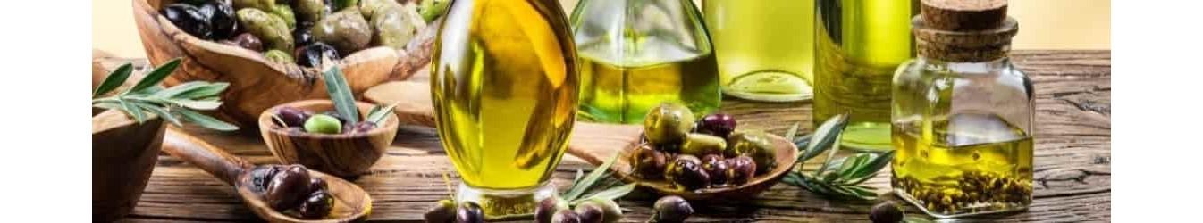 Huiles d'Olive et herbes de Provence