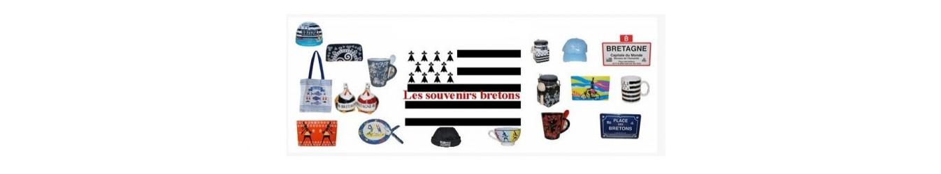 Cadeaux et souvenirs Bretons