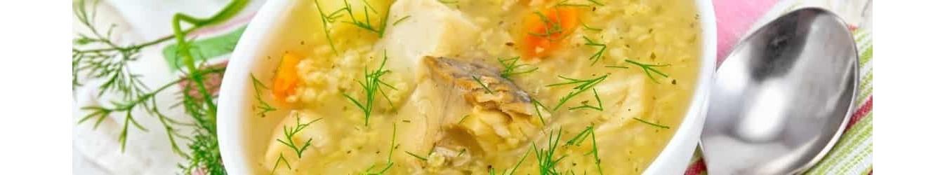 Soupe de poisson - Vente de soupe de poisson, bisque, cotriade