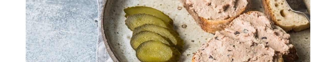 Pâtés et terrines - pâté friton, terrine sanglier- Produits du terroir