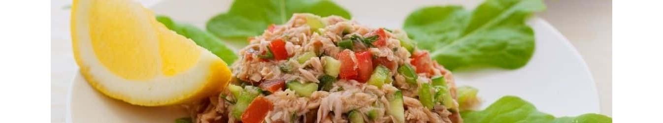 Produits de la pêche  - Terrine thon, maquereau, sardines, bonites