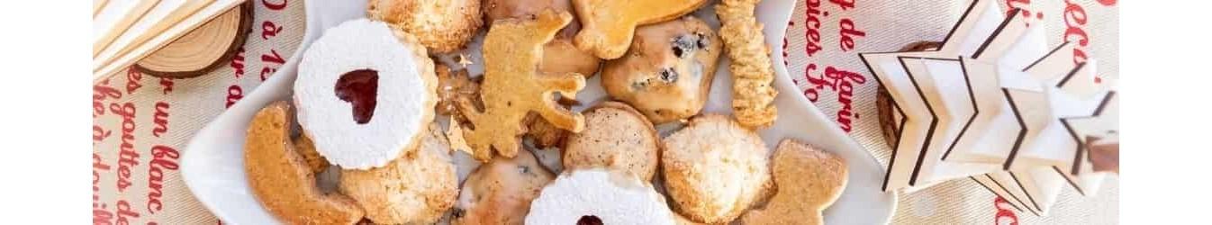 Pain d'epices et gâteaux alsaciens - Pain d'epices et petits biscuits