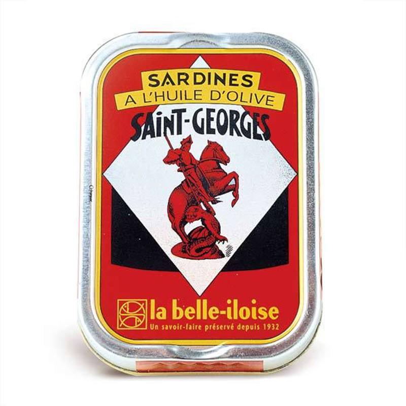 sardine huile olive belle iloise