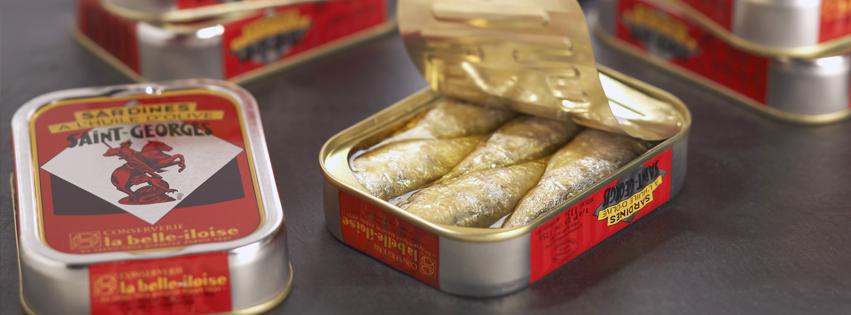 sardine st georges belle iloise
