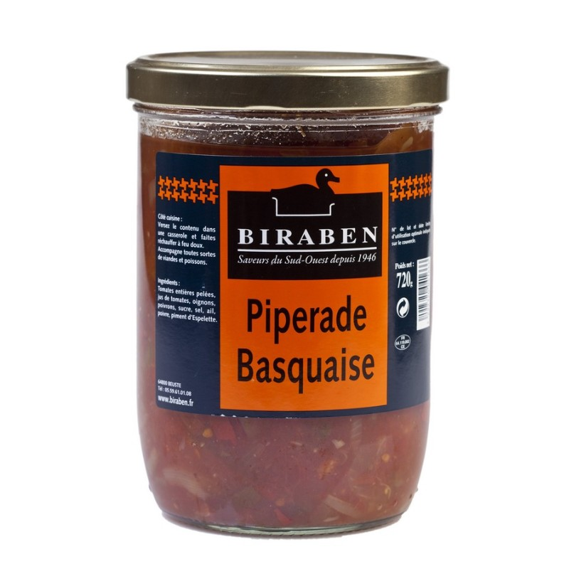 piperade biraben