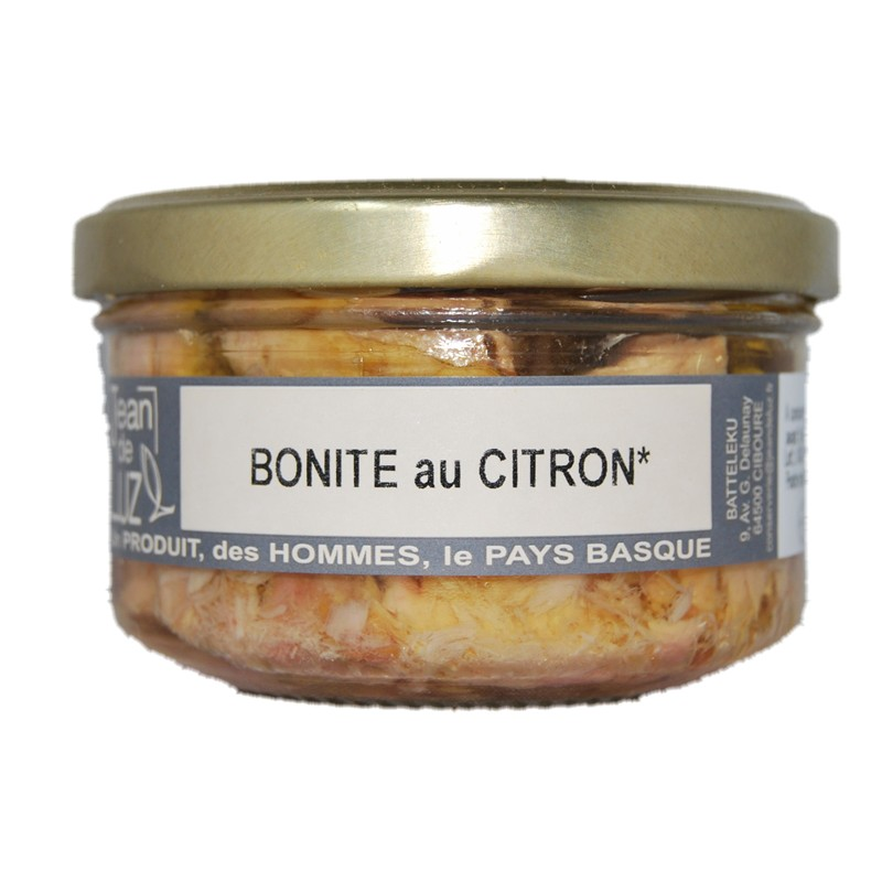 bonite citron