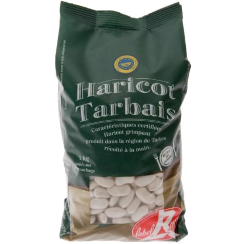 haricot tarbais sachet 1kg