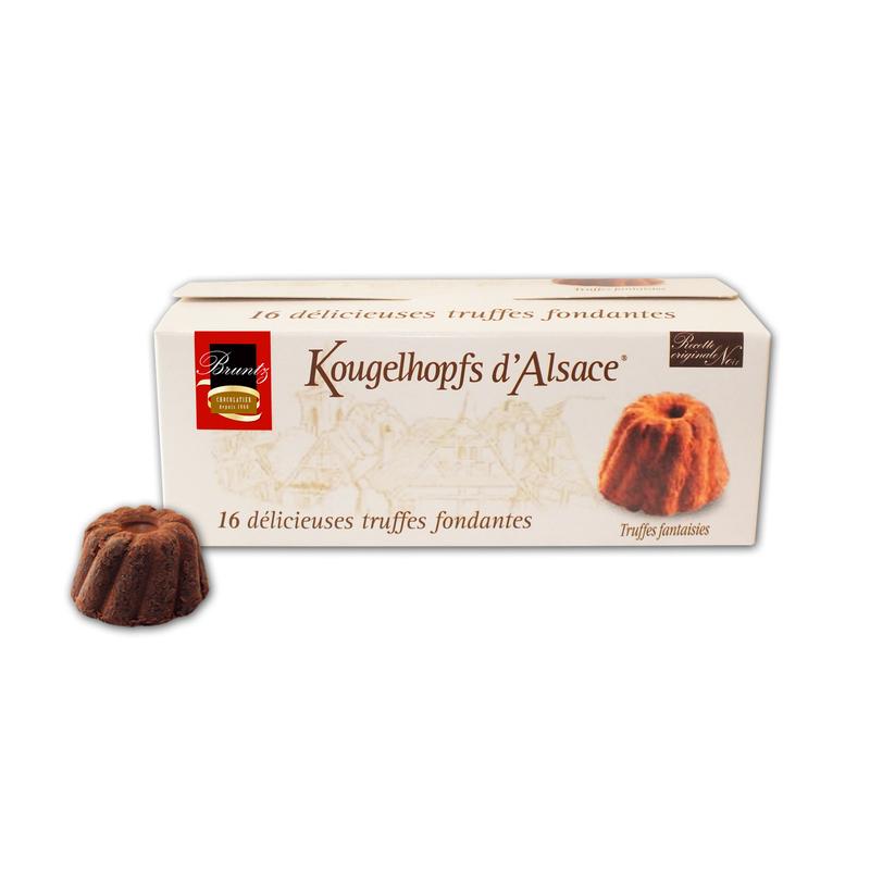 kougelhopfs truffes chocolat