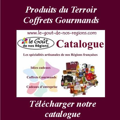 catalogue produits terroir